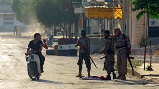 Συρία: Τουλάχιστον 100.000 οι εκτοπισμένοι από τις μάχες στην επαρχία Χάμα