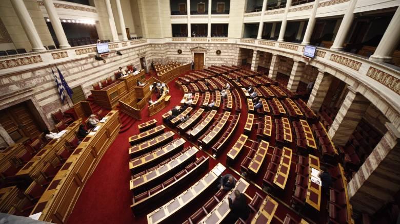 Συστάσεις  Λιαργκόβα στη Βουλή