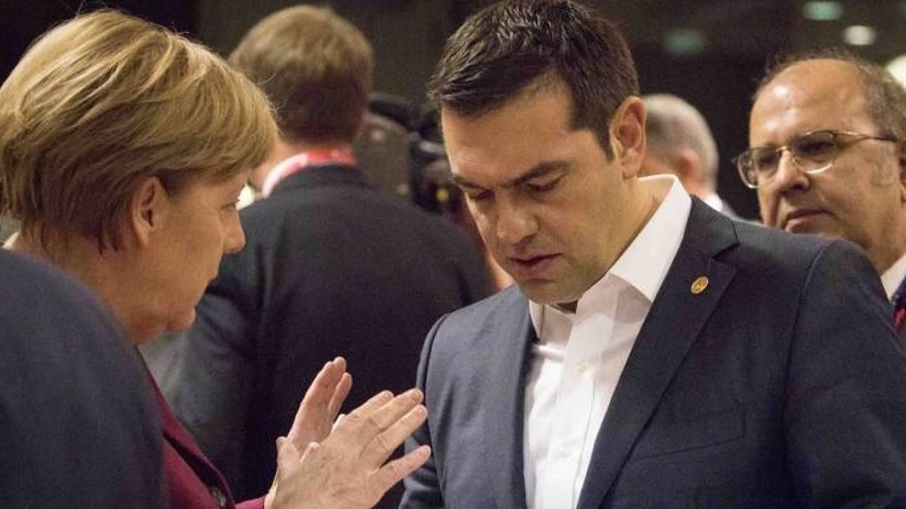 Τηλεφωνική επικοινωνία Τσίπρα-Μέρκελ πριν τη Σύνοδο Κορυφής στη Μπρατισλάβα