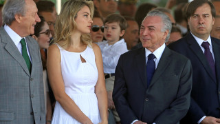 «Έξω ο Τέμερ» φώναζαν χιλιάδες διαδηλωτές στη Βραζιλία