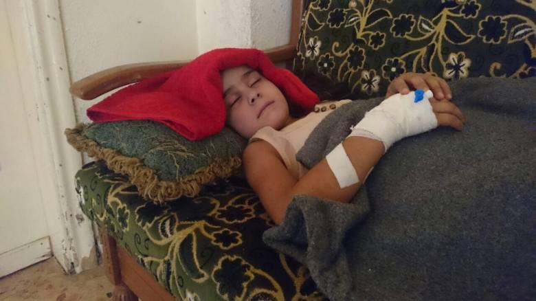 Συρία:Παιδιά αυτοκτονούν στην πολιορκημένη Μαντάγια (σκληρές εικόνες)
