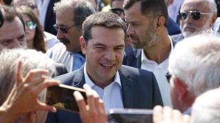 Α. Τσίπρας: Είμαι ζωντανός λόγω του δημοψηφίσματος