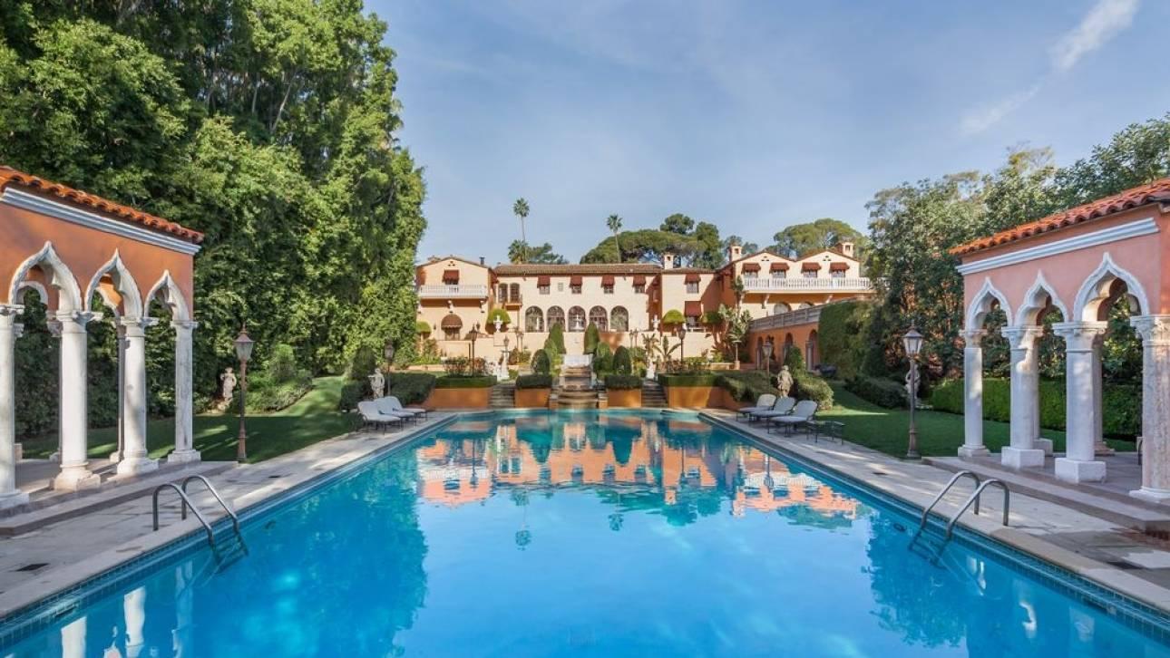 «Μετά τον Κένεντι, εσύ». Πώς μπορείς να αποκτήσεις το ιστορικό Beverly House με 110.600 ευρώ