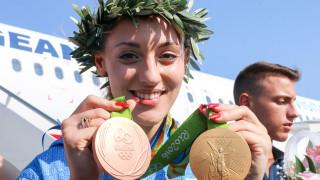 Παραολυμπιακοί Αγώνες: Τι εύχεται η Κορακάκη στην παραολυμπιακή ομάδα