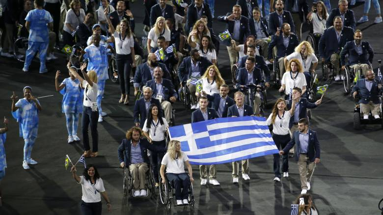 Παραολυμπιακοί Αγώνες 2016: χρυσό ο Κωνσταντινίδης και χάλκινο ο Ζησίδης στην σφαίρα