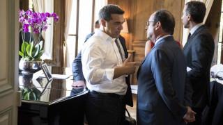 Αλ. Τσίπρας: Ευρώπη δεν είναι μόνο η Γερμανία