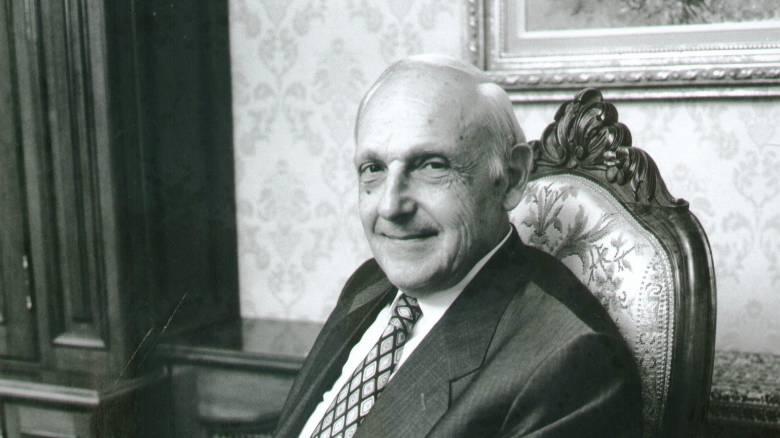Ο Αναστάσιος Μπίλλης, ένας μεγάλος ευεργέτης της Θεσσαλονίκης, την αποχαιρέτησε για πάντα