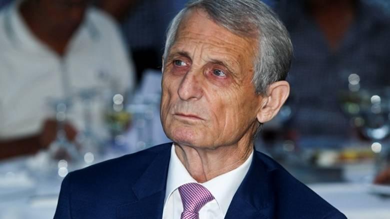Παραιτήθηκε από την προεδρία της ΕΠΟ ο Γκιρτζίκης