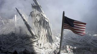 ΗΠΑ: Επέστρεψε στο σημείο μηδέν η επί 15 χρόνια εξαφανισμένη σημαία της 11ης Σεπτεμβρίου