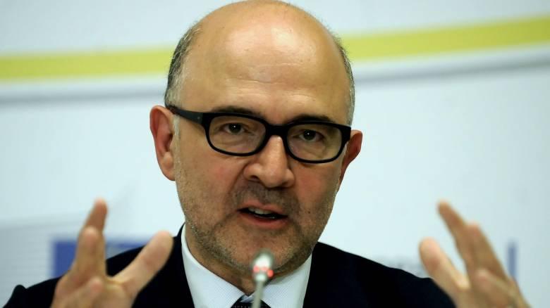 Π. Μοσκοβισί: Η ΕΕ θα εντείνει την μάχη κατά της φοροαποφυγής