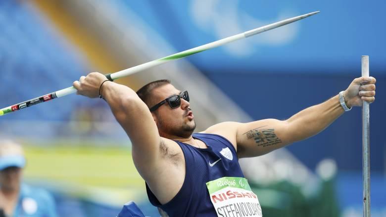 Παραολυμπιακοί Αγώνες 2016: 2ο Χρυσό στον στίβο από τον Στεφανουδάκη στο ακόντιο