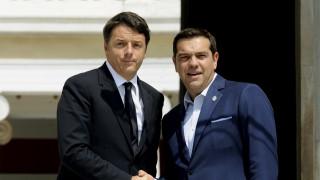 Ρέντσι στην Ευρωμεσογειακή Σύνοδο: Πρόκληση για το μέλλον της Ευρώπης η Μπρατισλάβα