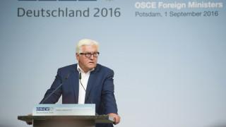 Στάινμαγερ: Η Τουρκία δείχνει έτοιμη να ξαναρχίσει τον διάλογο με το Βερολίνο
