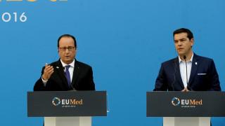 Ευρωμεσογειακή: Κοινωνική συνοχή και περισσότερο...πακέτο Γιούνκερ ζήτησαν οι Νότιοι