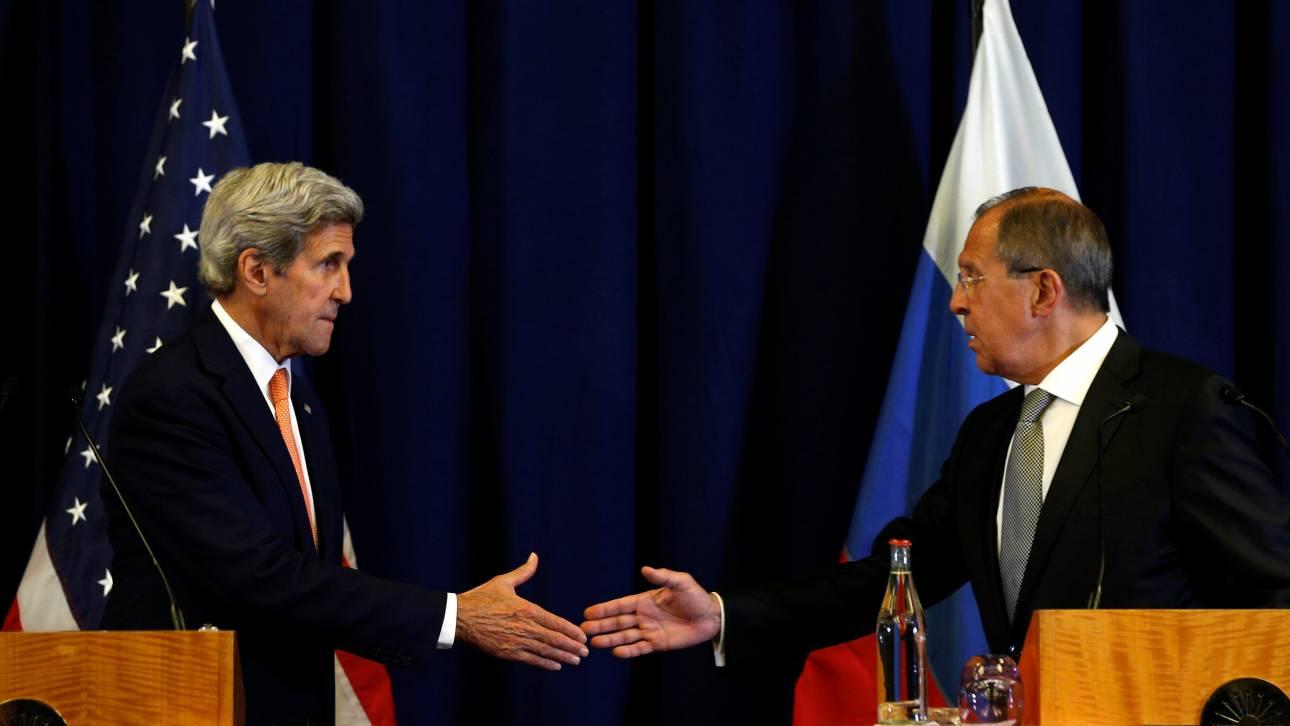 Γενεύη: ΗΠΑ και Ρωσία συμφώνησαν σε σχέδιο για κατάπαυση του πυρός στη Συρία