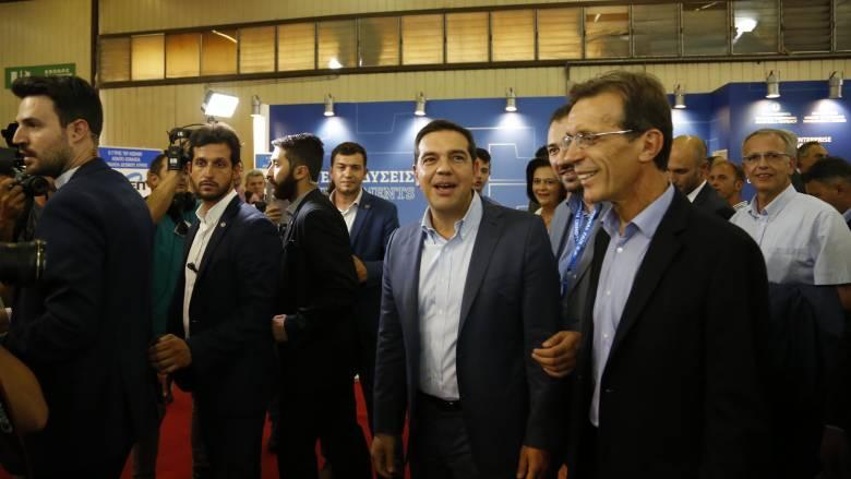 ΔΕΘ 2016: Θα έρχομαι στη ΔΕΘ μέχρι το 2019 ως πρωθυπουργός λέει ο Τσίπρας