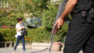 Τουρκία: Βρέθηκαν 640 κιλά εκρηκτικών σε νεκροταφείο