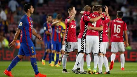 Ευρωπαϊκά πρωταθλήματα: Επιστροφή Κριστιάνο με γκολ, ήττα σοκ η Μπαρτσελόνα