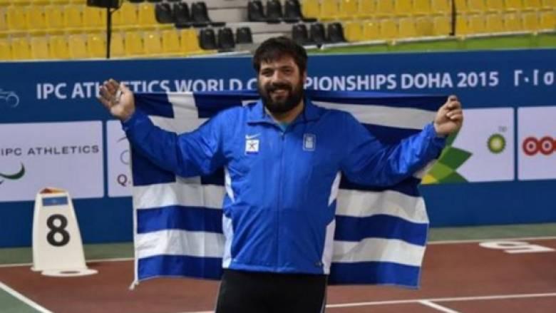 Παραολυμπιακοί 2016: στην 2η θέση του τελικού της σφαιροβολίας F20 ο Σενικίδης