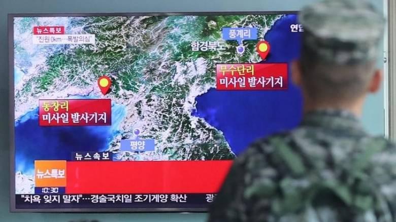 Οι ΗΠΑ δεν αποκλείουν μονομερή δράση κατά της Βόρειας Κορέας