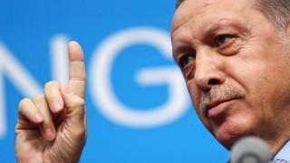 Ερντογάν: Το PKK επιχείρησε να μας εμποδίσει στη Συρία
