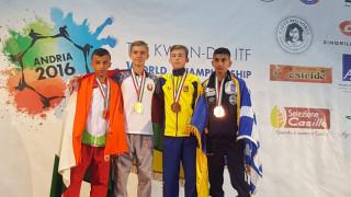 Επτά ακόμη μετάλλια για την Ελλάδα στο Παγκόσμιο Πρωτάθλημα Εφήβων-Νεανίδων Taekwondo ITF