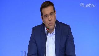 «Γιατί κλείνετε τα κανάλια κ. Τσίπρα και μας βγάζετε στην ανεργία;» - Τι απάντησε ο πρωθυπουργός