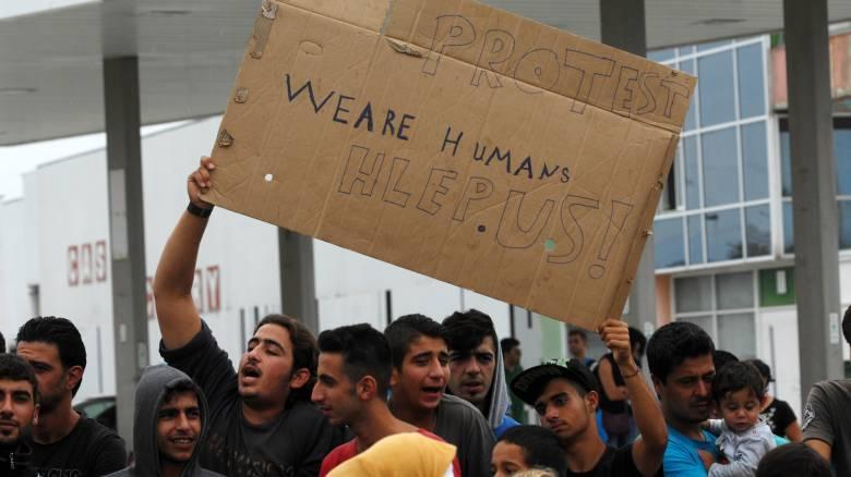 Διασώθηκαν 3.400 πρόσφυγες ανοιχτά της Λιβύης