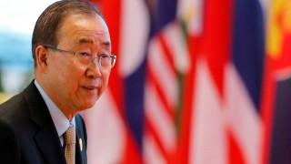 Κυπριακό: σε λύση μέχρι το τέλος του '16 προσδοκά ο ΓΓ του ΟΗΕ