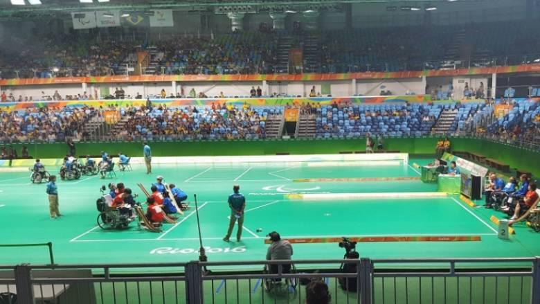Παραολυμπιακοί 2016: στον μικρό τελικό στο μπότσια η εθνική ομάδα, οι τελικοί στην πισίνα (Κυριακή)