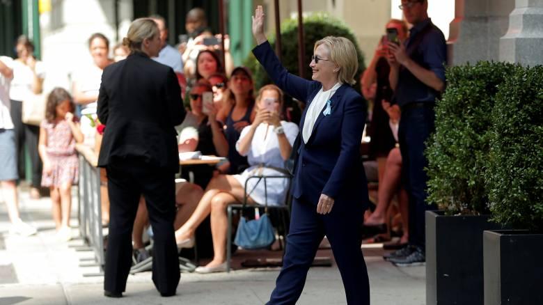 Εκλογές ΗΠΑ 2016: Ακύρωσε την προεκλογική εκστρατεία της στην Καλιφόρνια η Χίλαρι Κλίντον