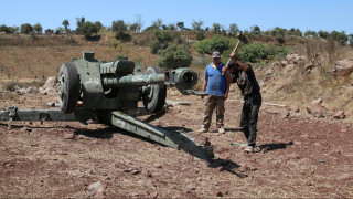 Συρία: Oι αντάρτες υποστηρίζουν την εκεχειρία αλλά ανησυχούν για τους όρους
