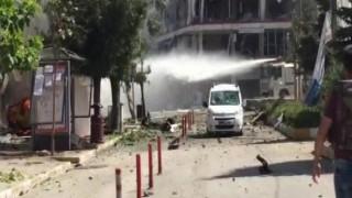 Τουρκία: Ισχυρή έκρηξη στην πόλη Βαν