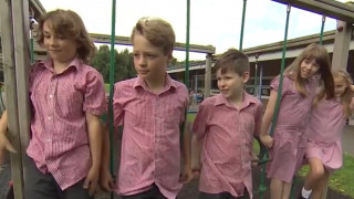 Παιδιά - ηγέτες μιας μικρής πράσινης επανάστασης