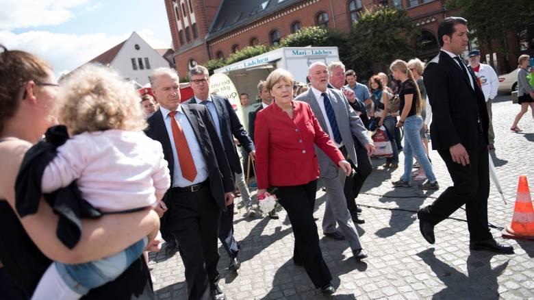 Γερμανία: Πρώτοι οι Χριστιανοδημοκράτες στις εκλογές στην Κάτω Σαξονία