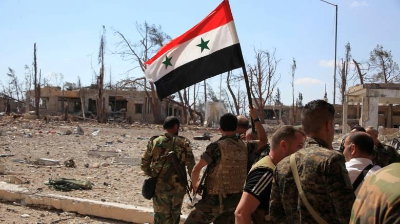 Άσαντ: Θα ανακτήσουμε όλα τα εδάφη που δεν τελούν υπό τον έλεγχό μας