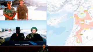 Η Μόσχα κάλεσε τους Σύρους αντάρτες να σταματήσουν να πολεμούν τους Κούρδους