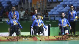 Παραολυμπιακοί 2016: Χάλκινο μετάλλιο με θρίαμβο για την εθνική ομάδα μπότσια