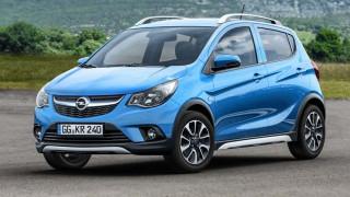 To Karl Rocks είναι η SUV εκδοχή του μικρότερου των Opel
