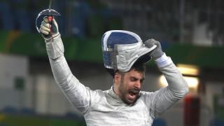 Παραολυμπιακοί 2016: ο Τριανταφύλλου στον τελικό της σπάθης