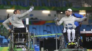 Παραολυμπιακοί 2016: Ασημένιο μετάλλιο ο Τριανταφύλλου στη σπάθη, 4ος ο Ντούνης