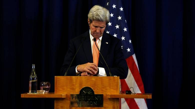 Κέρι: Η συμφωνία ΗΠΑ-Ρωσίας τελευταία ευκαιρία για να σωθεί η Συρία