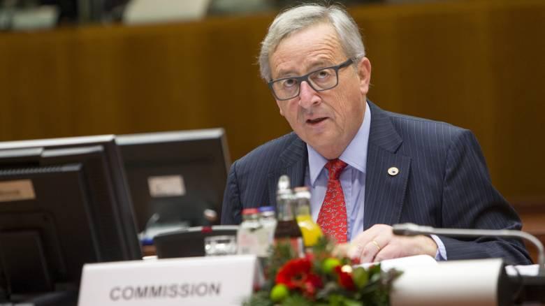 Γιούνκερ:  Πρωτοβουλίες για την απασχόληση και την ανάπτυξη στην Ευρώπη