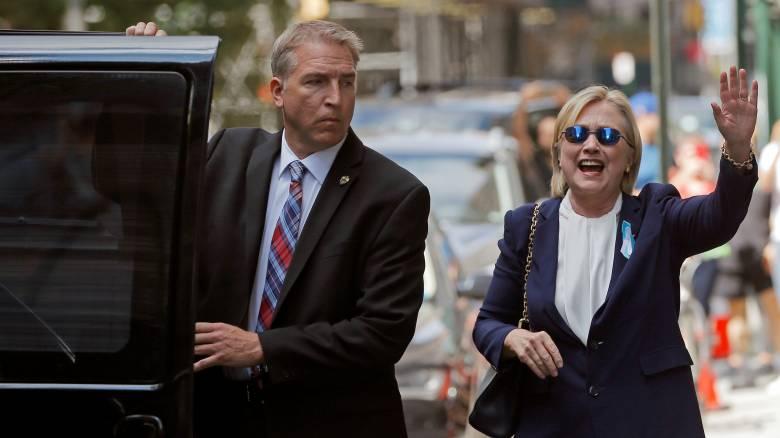 Εκλογές ΗΠΑ 2016: Συνέντευξη Κλίντον στο CNNi για την κατάσταση της υγείας της