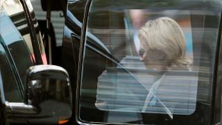 Η Χίλαρι Κλίντον μιλά στο CNNi για την κατάσταση της υγείας της