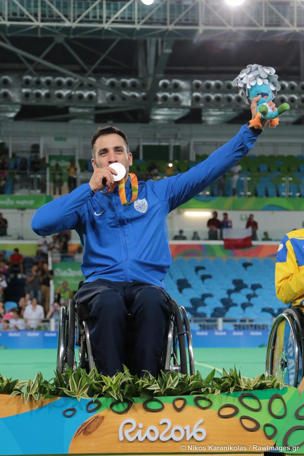 Rio 2016 Greek team 5