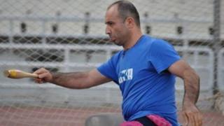 Παραολυμπιακοί 2016: ξανά στο  βάθρο ο Θανάσης Κωνσταντινίδης, 2ος στην κορίνα