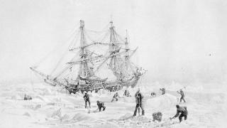 Εντοπίστηκε πλοίο που είχε χαθεί στην Αρκτική το 1846 αναζητώντας το Βορειοδυτικό Πέρασμα