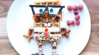 Όταν τα γεύματα των παιδιών γίνονται διάσημα cartoons