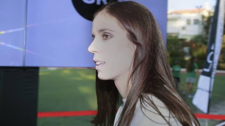 Η ΕΟΕ, ο ΣΕΓΑΣ και ο ΑΟ Φιλοθέης τίμησαν την Χρυσή Ολυμπιονίκη Κατερίνα Στεφανίδη